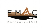 14e édition de l'European Meeting on Ancient Ceramics (EMAC), 6-9 septembre 2017, Bordeaux