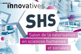 Participation de l'IRAMAT-CRP2A au salon Innovatives SHS 2015