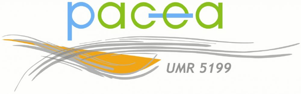 Réunion scientifique de PACEA, 4 mai 2017