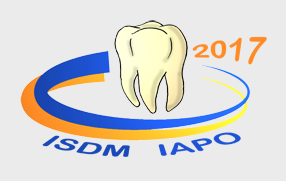 17th International Symposium on Dental Morphology (ISDM) and 2nd congress of the International Association for Paleodontology (IAPO), Bordeaux, 4‐7 October, 2017