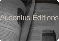 Ausonius Editions : service des publications