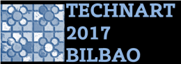 Colloque TECHNART 2017, Bilbao, 2-6 mai 2017